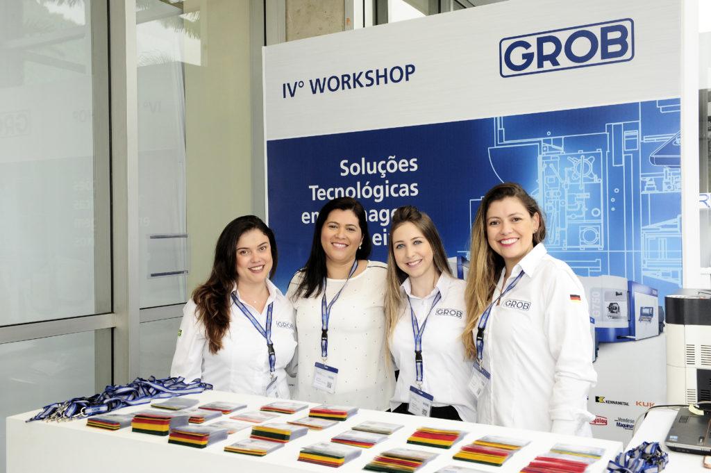 IV Workshop GROB