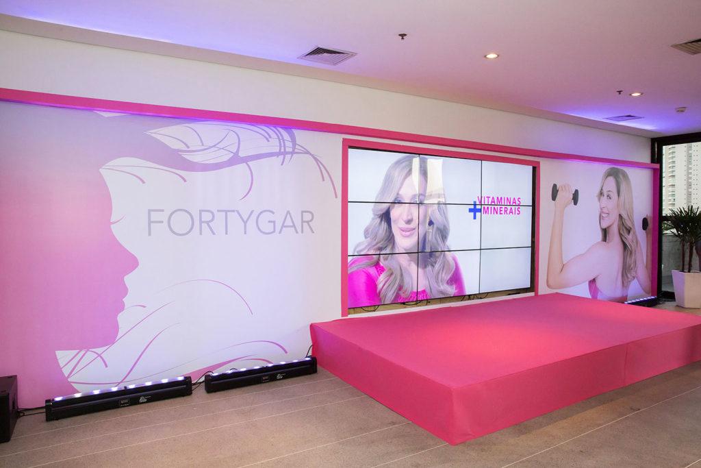 Lançamento Linha Fortygar by Claudia Raia